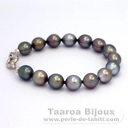 Plata Forrado púrpura Toho Semilla Cuentas Talla 11 2mm 600 Perlas Aprox #1847